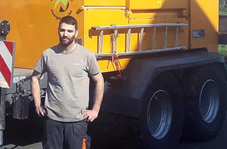 Romain, ex apprenti Noremat embauché en CDI